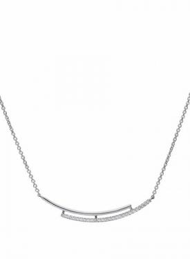 Diamonfire Double Fine Collier Necklace