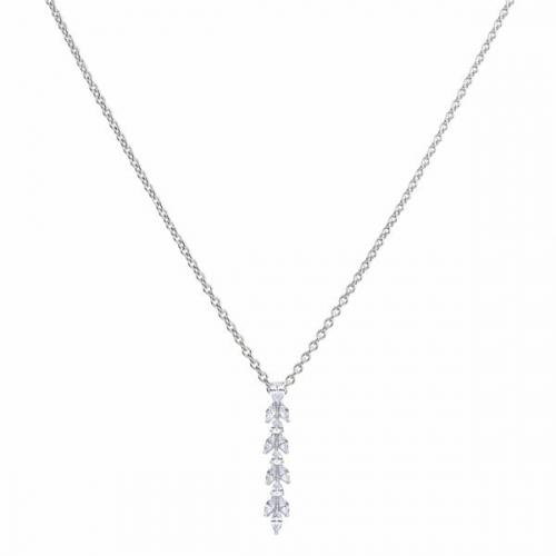 Diamonfire Vine Drop Necklace