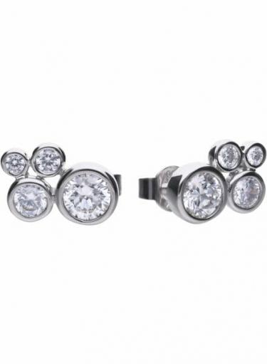 Diamonfire Bubble Stud Earrings