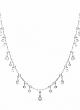 Diamonfire Multi Drop Necklace