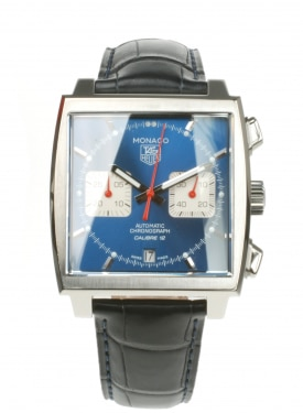 Tag Heuer Monaco CAW2111 From 2019 Preowned Watch