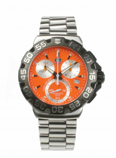 Tag Heuer Formula 1 CAH1113 From 2010 Preowned Watch