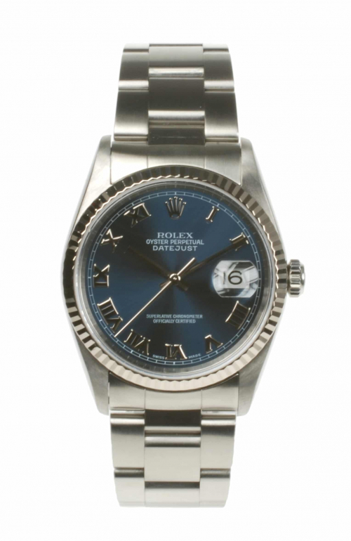Rolex Datejust 16234 From 2004 Preowned Watch