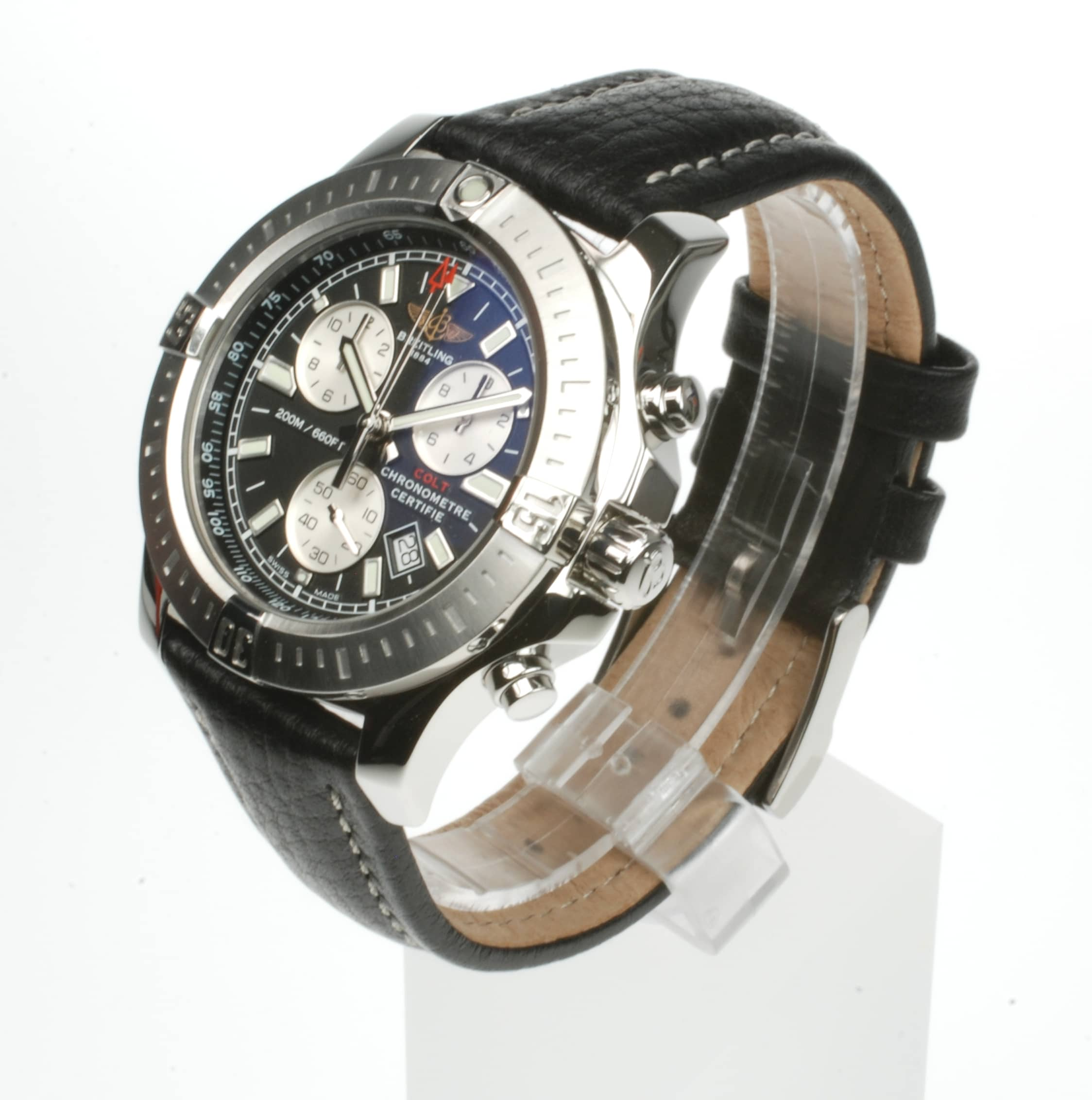 Breitling Colt From 2017 Preowned Watch