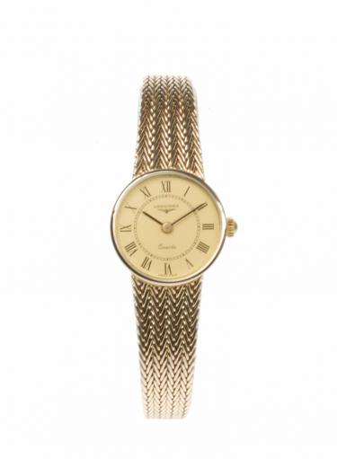 Longines Quartz Preowned Watch
