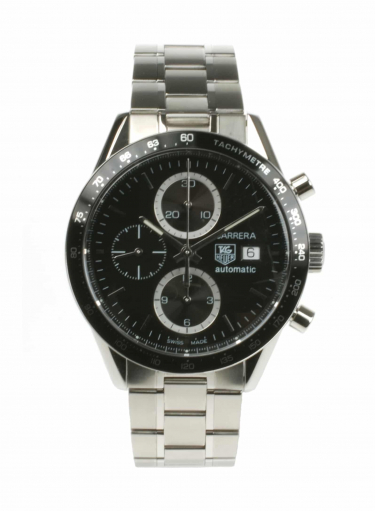 Tag Heuer Carrera From 2010 Preowned Watch