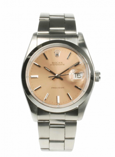Rolex Precision 6694 From 1981 Preowned Watch