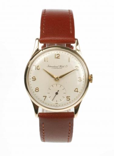 International Watch Company Manual Preowned Watch