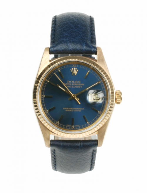 Rolex Datejust 16018 From 1988 Preowned Watch