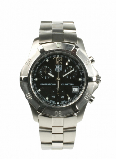 Tag Heuer Professional From 2002 Preowned Watch