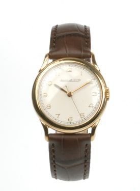 Jaeger LeCoultre Manual Preowned Watch