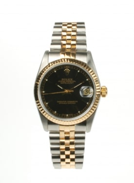 Rolex Datejust 68273 From 1987 Preowned Watch