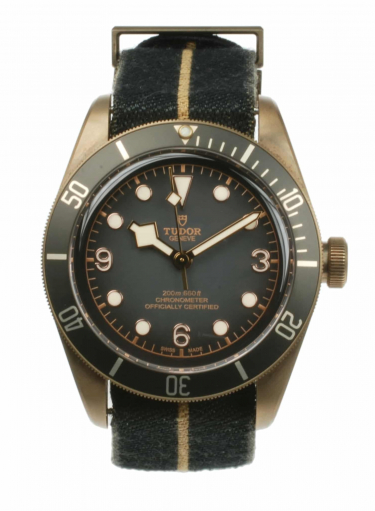 Tudor Bronze Bay From 2019 Preowned Watch