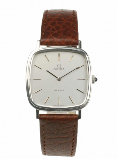 Omega DeVille From 1974 Preowned Watch