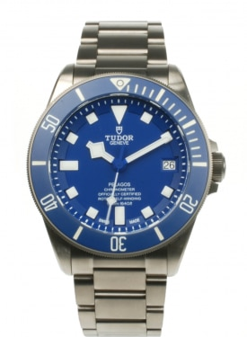 Tudor Pelagos Titanium From 2020 Preowned Watch