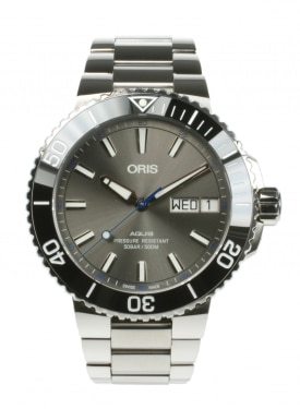 Oris Aquis From 2019 Preowned Watch