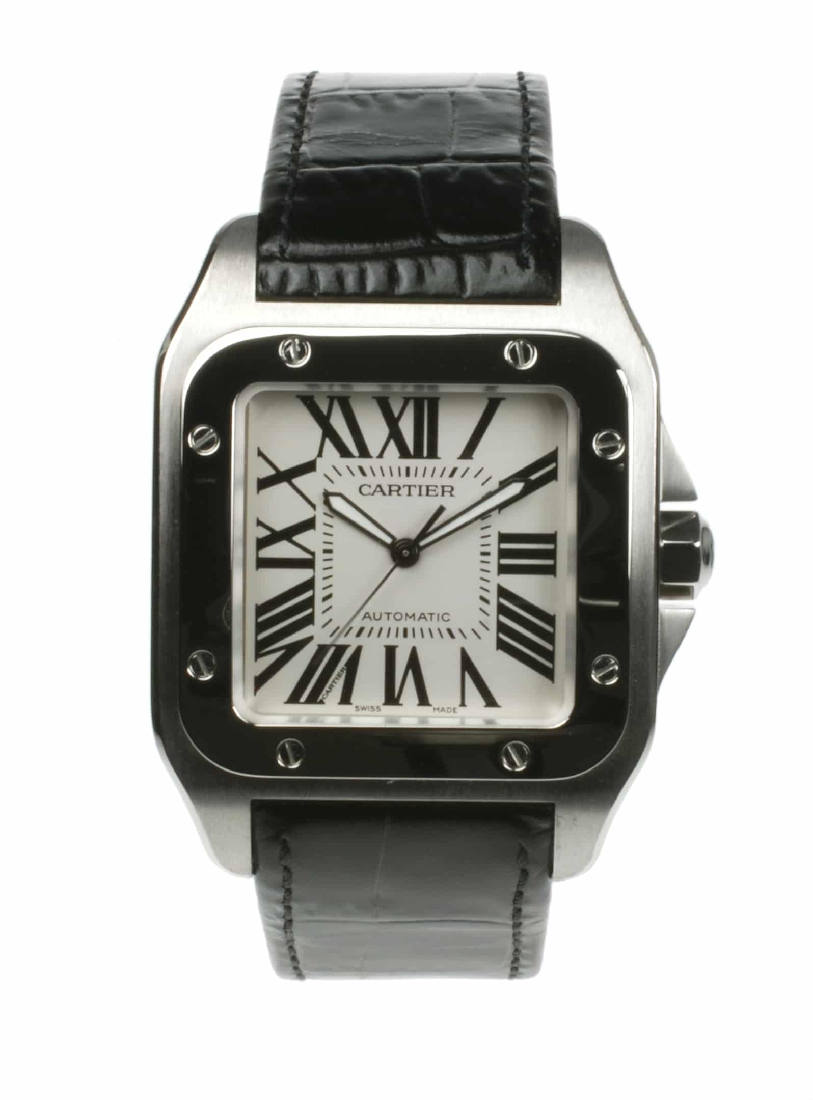 Cartier Santos 100 From 2017 Preowned Watches