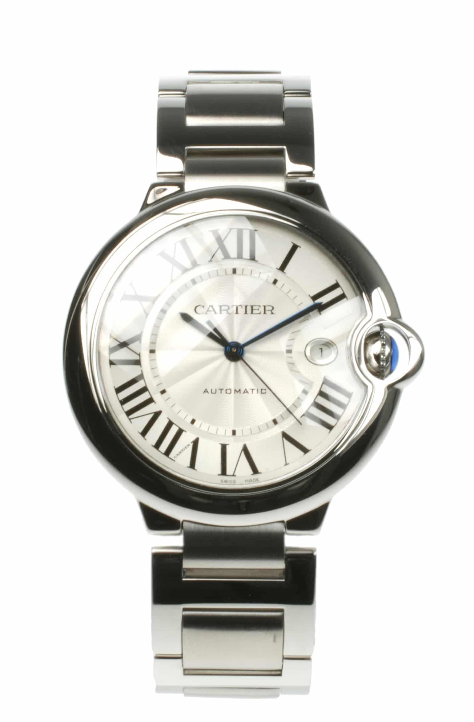 Cartier Ballon Bleu From 2018 Preowned Watch