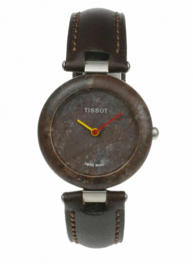 Tissot Stone Carved Quartz Preowned Watch