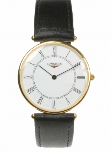 Longines 18ct Preowned Watch
