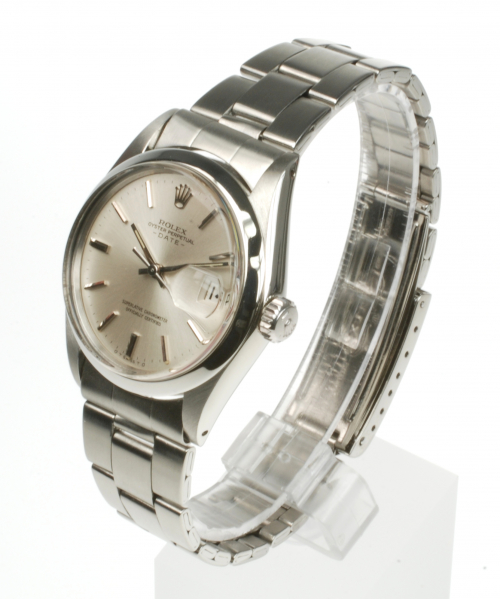 Rolex Date 1500 From 1972 Preowned Watch