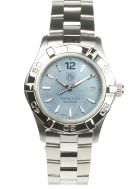 Tag Heuer Aquaracer WAF1417 From 2005 Preowned Watch