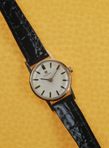 Omega Manual From 1969 Preowned Watch
