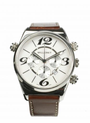 Milleret Automatic From 2009 Preowned Watch