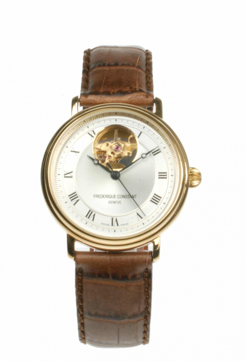 Frederique Constant Automatic Preowned Watch
