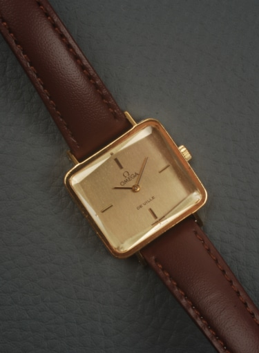 Omega Deville Manual Preowned Watch