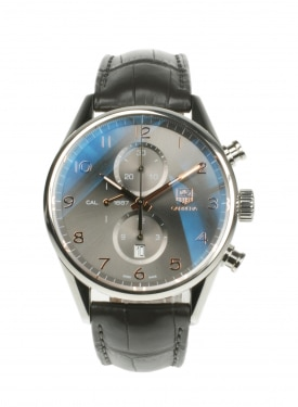 Tag Heuer Carrera From 2013 Preowned Watch