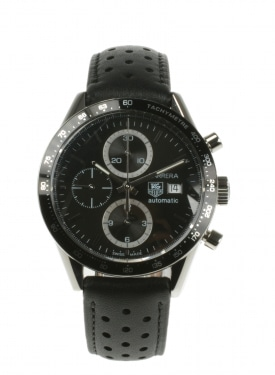 Tag Heuer Carrera From 2009 Preowned Watch