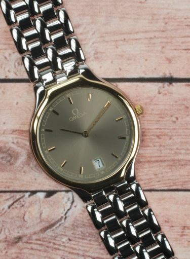 Omega Quartz From 1991 Preowned Watch