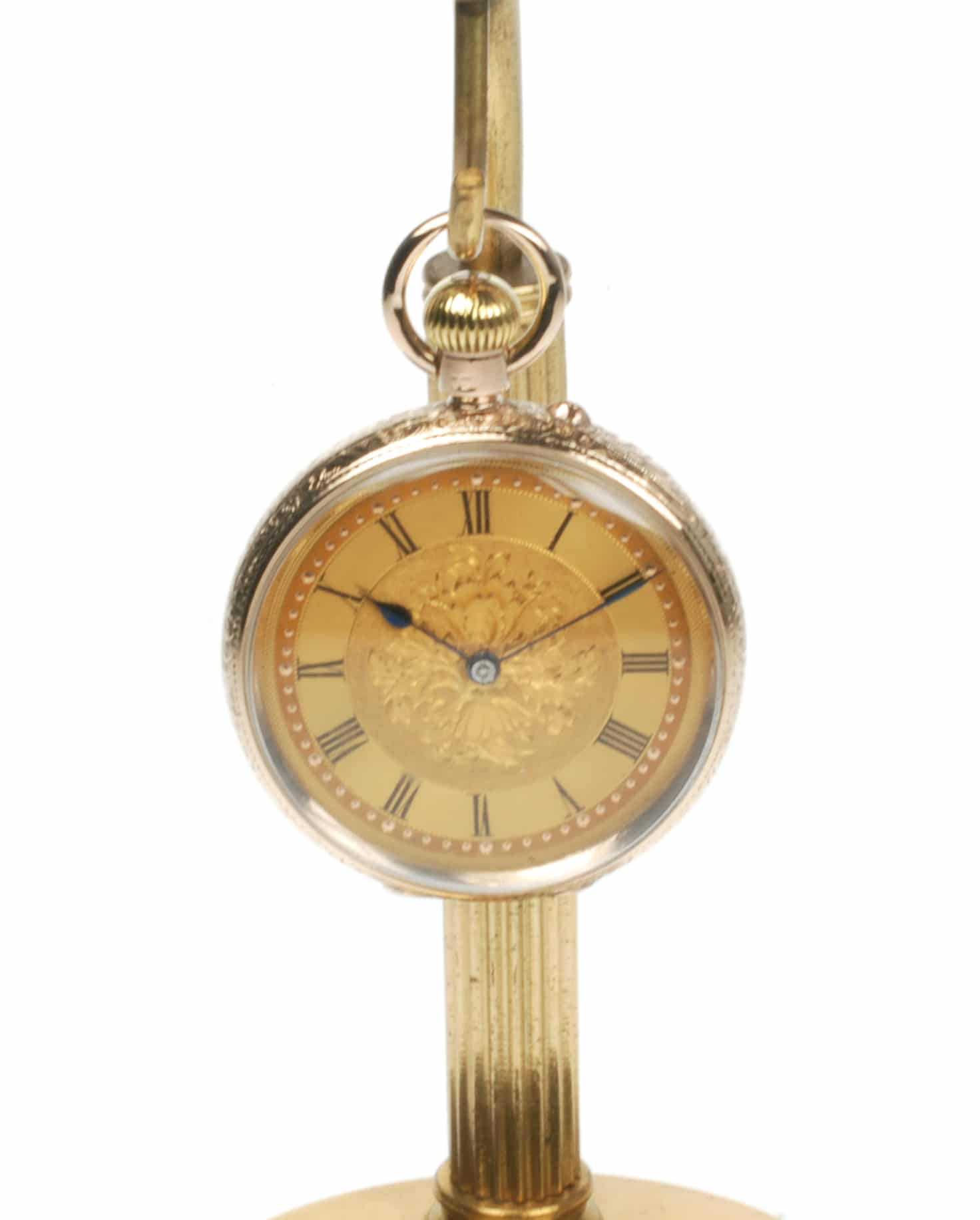 FOB Pocket Watch From 1896 Preowned