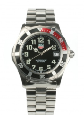 Tag Heuer Professional Preowned Watch