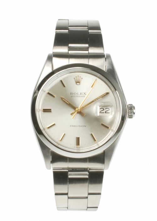 Rolex Precision 6694 From 1973 Preowned Watch