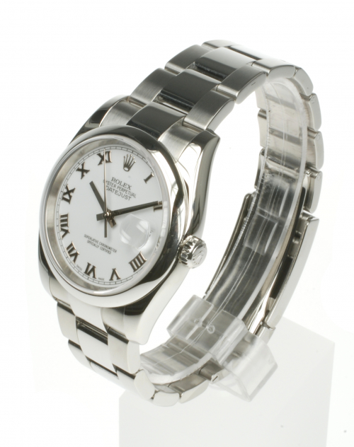 Rolex Datejust 116200 From 2009 Preowned Watch