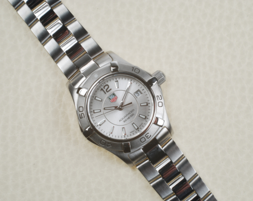 Tag Heuer Aquaracer WAF1412 Preowned Watch