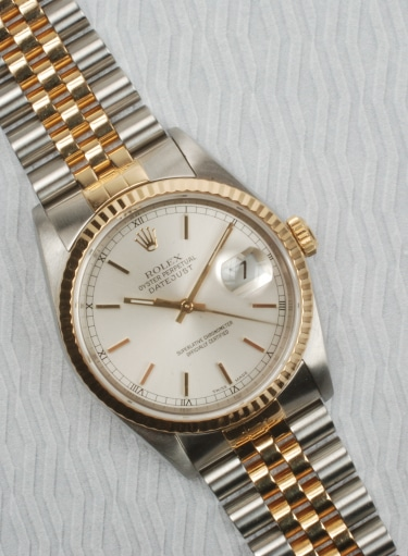 Rolex Datejust 16233 From 1990 Preowned Watch
