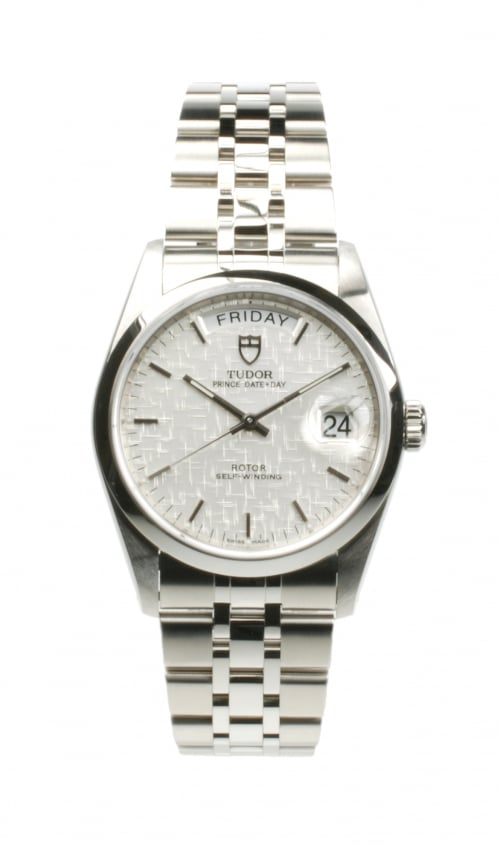 Tudor Prince Date Day 76200 From 2019 Preowned Watch