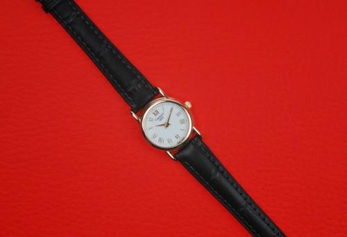 Tissot 18ct Yellow Gold Quartz Preowned Watch