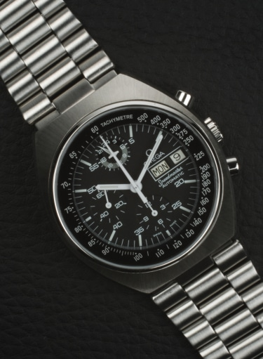 Omega Speedmaster MKIV 176.0012 From 1978 Preowned Watch